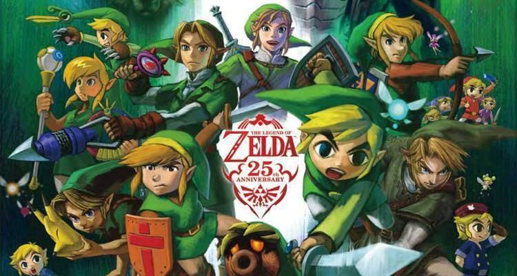 The Legend of Zelda avrà sempre Link come protagonista