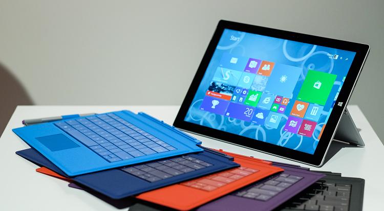 Surface 3 addio: Microsoft annuncia lo stop alla produzione