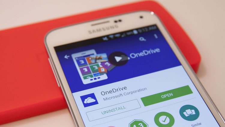 OneDrive si aggiorna su Android: le novità della versione 4.2