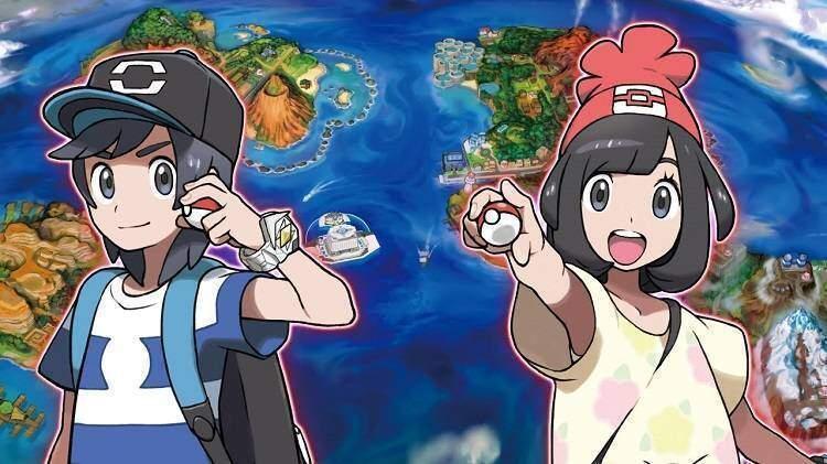 Pokémon Sole e Luna: ecco le evoluzioni finali degli Starter
