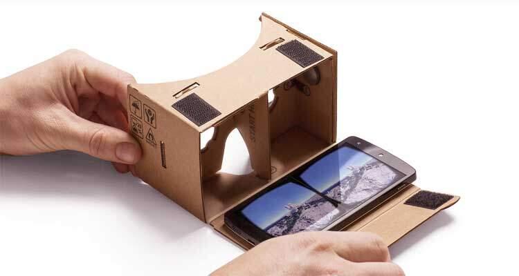 I migliori giochi per la realtà virtuale (Google Cardboard)