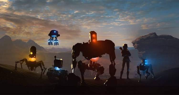 ReCore: un nuovo video di gameplay dall'E3 (un po' deludente)
