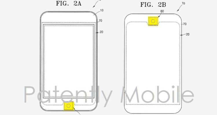 Samsung forse cambierà il suo lettore di impronte digitali