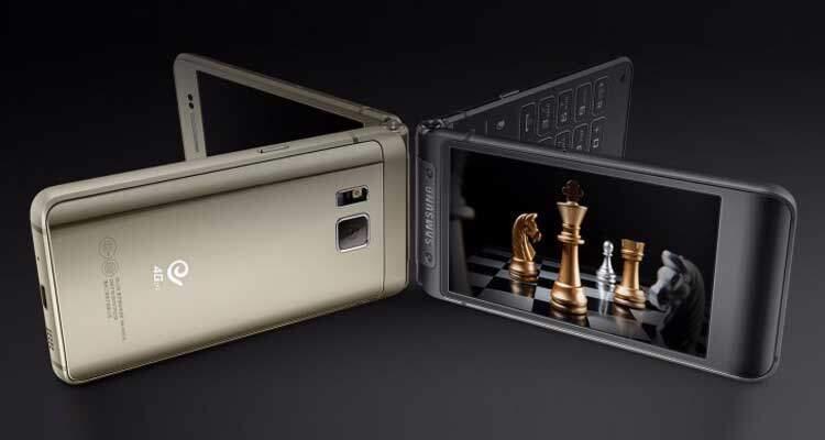 Samsung rilascerà un nuovo smartphone a conchiglia top gamma