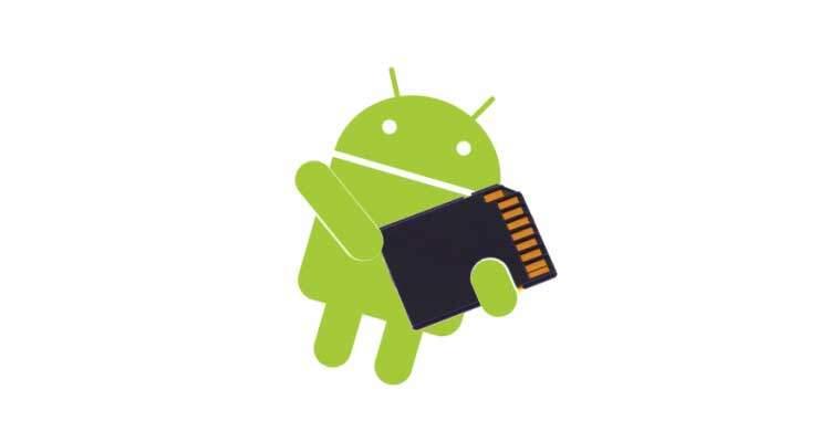 Come spostare app Android su scheda SD