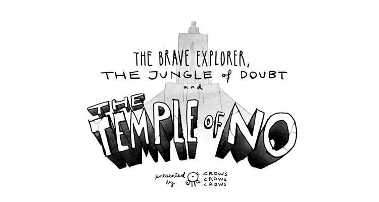 The Temple of No, da Pugh di The Stanley Parable