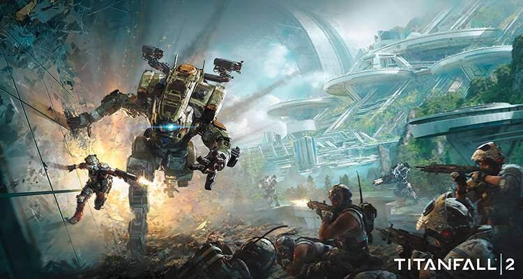 Titanfall 2: campagna, nuovi trailer e data di uscita da EA Play