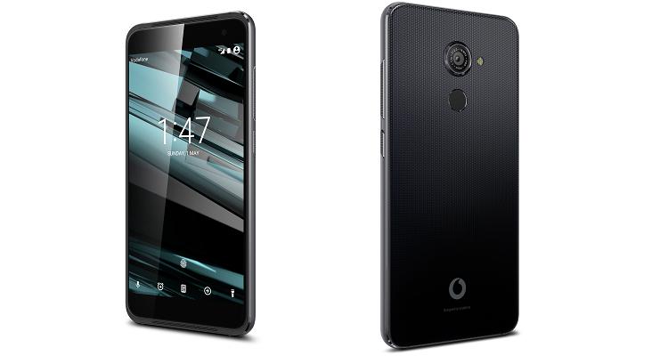 Vodafone Smart Platinum, ufficiale con display 5.5″ e 3GB di RAM