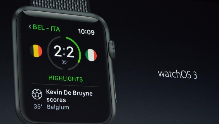 WWDC 2016: Apple presenta anche watchOS 3 per i wearable!