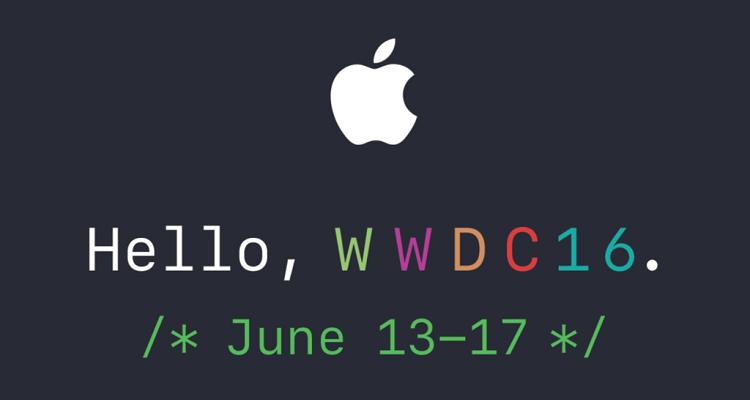 Spediti gli inviti per il WWDC 2016