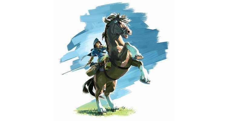Zelda Breath of the Wild non crede più nel GamePad dello Wii U