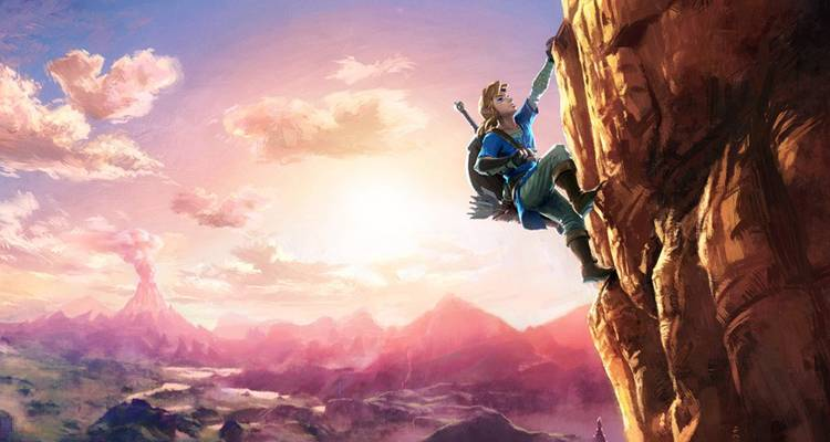 The Legend of Zelda Breath of the Wild: gameplay dall'E3 Nintendo