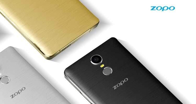 Zopo: in arrivo ben 3 smartphone in un mese