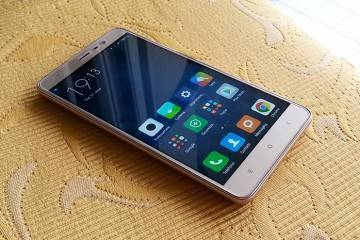 Xiaomi Redmi Note 3 recensione