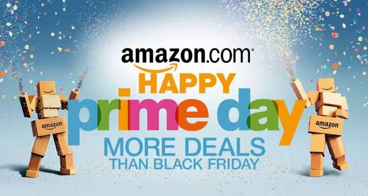Amazon Prime Day: le migliori offerte prima del grande giorno!