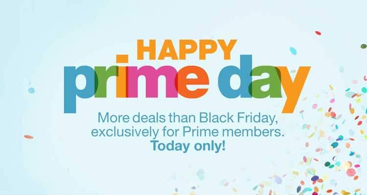Amazon Prime Day: le migliori offerte selezionate e in anteprima!