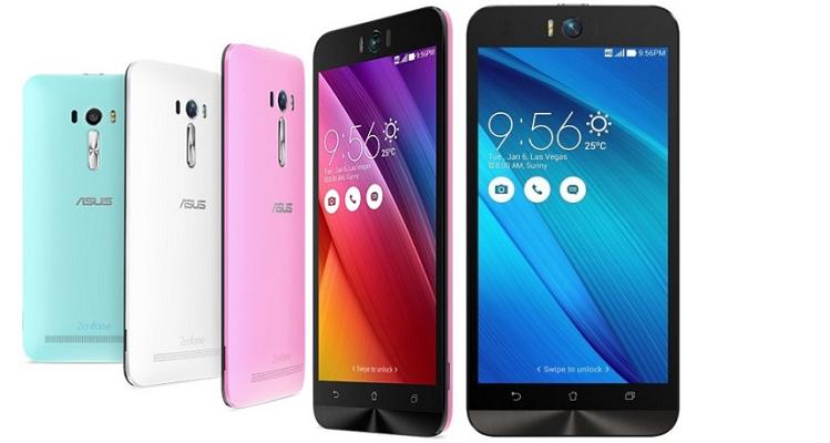 ASUS Zenfone Selfie si aggiorna ad Android Marshmallow