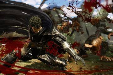 berserk and the band of the haw musou warrios