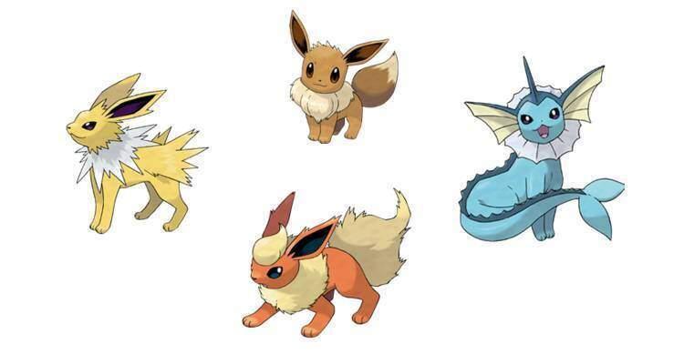 Pokémon GO: una guida (parziale) alle Eeveeluzioni