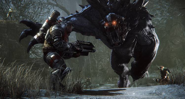 Evolve di Turtle Rock Studios oggi diventa free-to-play