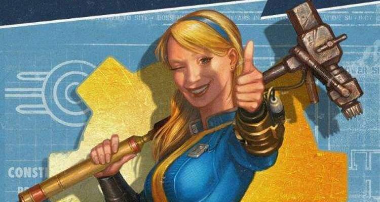 Fallout 4: annunciata la data di uscita di Vault-Tec Workshop