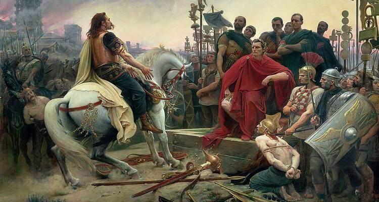 Call of Duty Roman Wars: un'idea purtroppo scartata