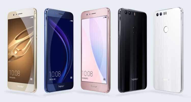Huawei Honor 8 lanciato ufficialmente: specifiche e prezzo
