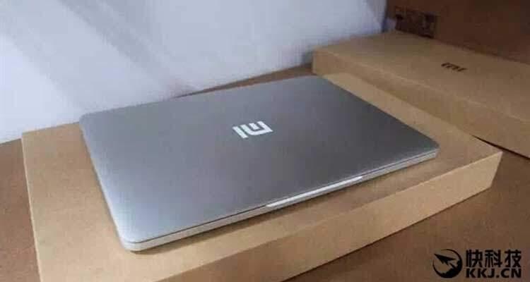 Xiaomi Mi Notebook, ecco le foto: avrà un Intel Core i7