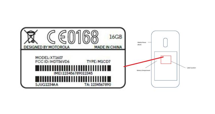 Motorola Moto E (2016) certificato anche dalla FCC