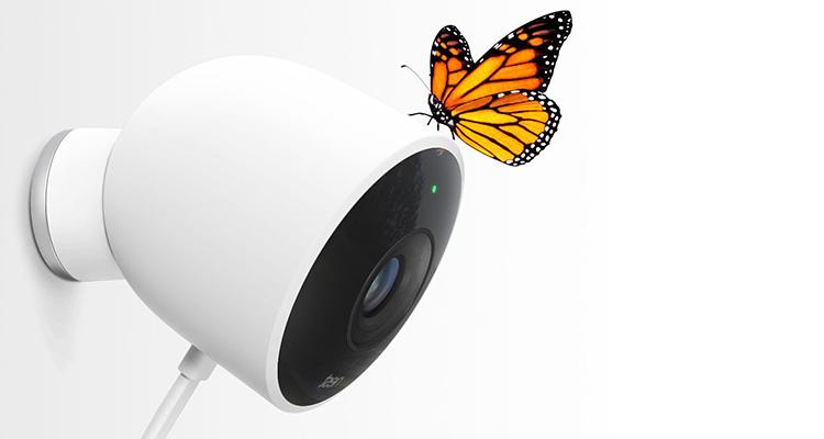 Nest presenta Cam Outdoor, una videocamera smart