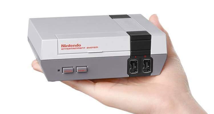 Nintendo risponde alle voci sulla fine della produzione del NES Mini
