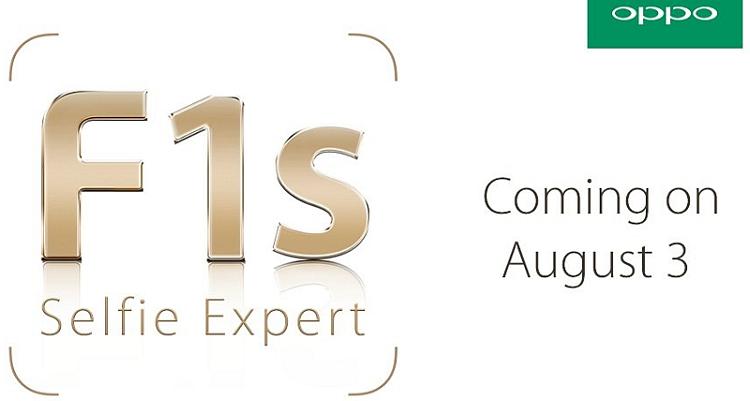 Oppo F1S è dietro l'angolo: presentazione ad agosto
