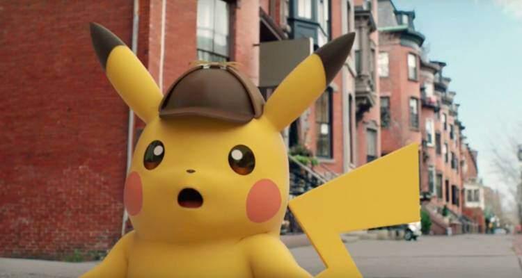 Pokémon: in arrivo il film di Detective Pikachu