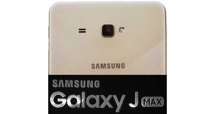 Samsung Galaxy J Max: in arrivo mega smartphone da 7 pollici?