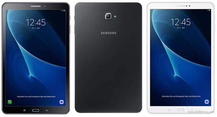 Samsung Galaxy Tab A (2016): via alla prima prevendita