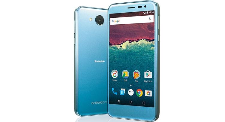 Sharp 507SH, dal Giappone un Android One resistente all'acqua!