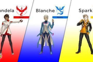 team leader pokemon go comiccon