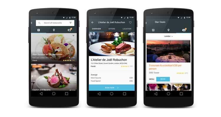 Le migliori app per trovare ristoranti su Android
