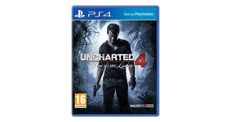 Amazon Prime Day: Uncharted 4 a €44,90