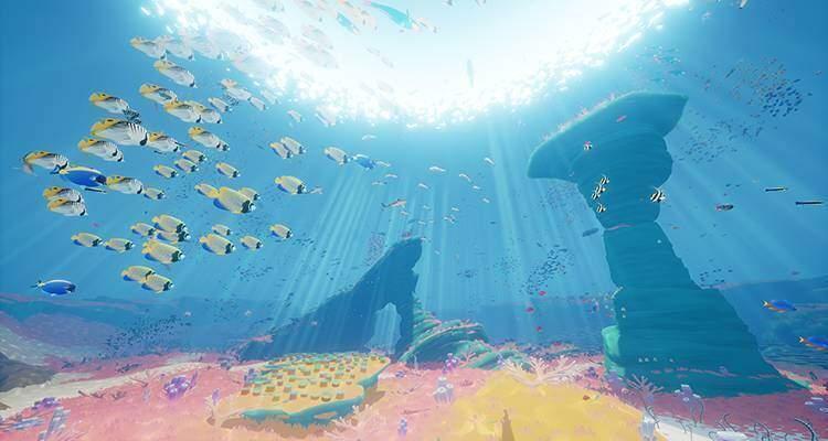 Abzû è da oggi disponibile per Xbox One