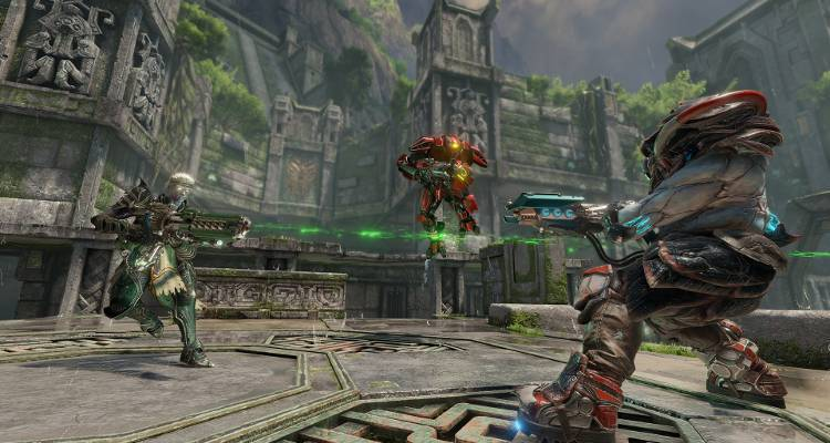 Quake Champions sarà free-to-play?