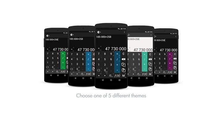 Le migliori app di calcolatrici Android
