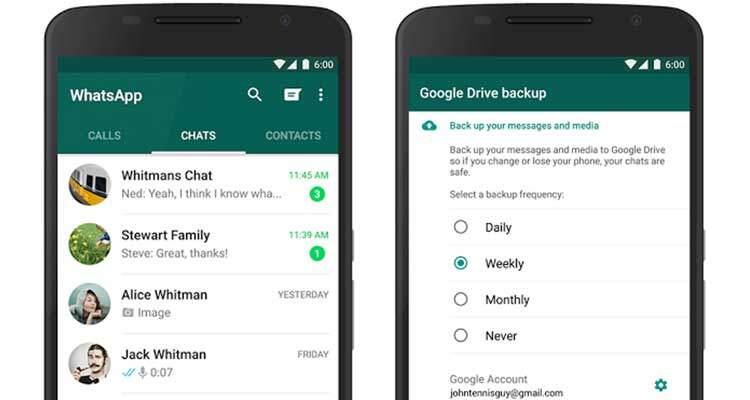 Come aggiornare contatti WhatsApp | Salvatore Aranzulla