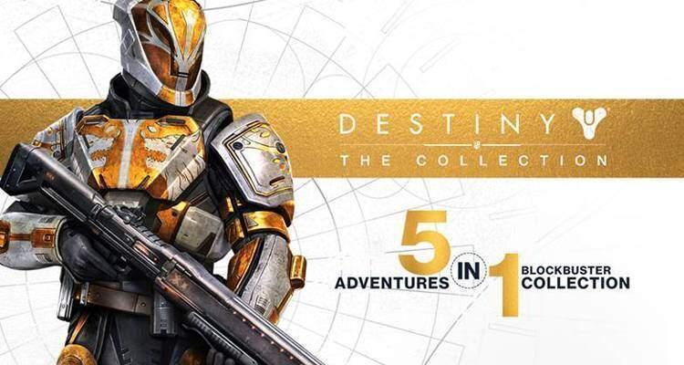 Destiny La Collezione è la vostra occasione per fare il salto di generazione