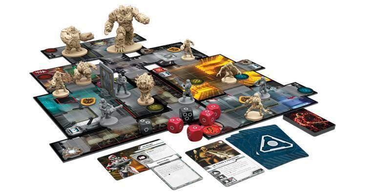 Doom the board game marine contro demoni in un gioco da tavolo - Partini gioco da tavolo ...