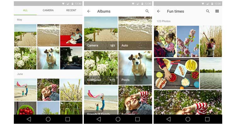 Le migliori gallerie Android per sfogliare immagini