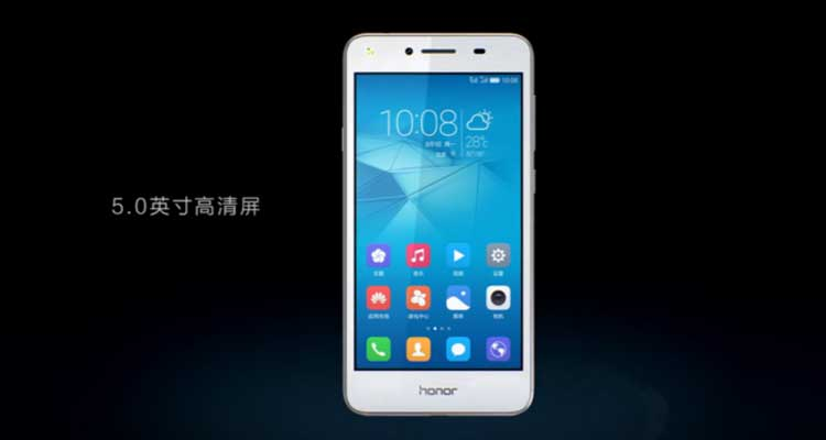 Huawei Honor 5 Play: ufficiale nuovo smartphone economico