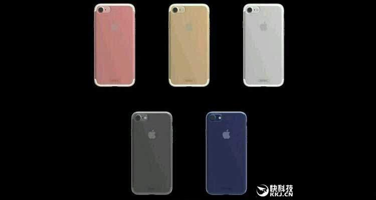 iPhone 7 e iPhone 7 Pro: in arrivo 5 colorazioni?