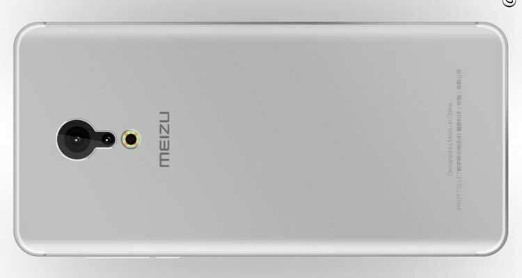 Meizu Pro 7: presunti render mostrano uno schermo curvo