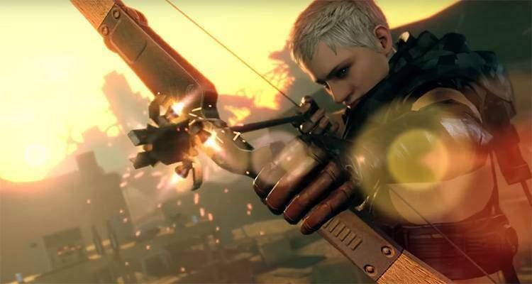 Metal Gear Survive - Konami ha svelato Metal Gear Survive alla GamesCom 2016